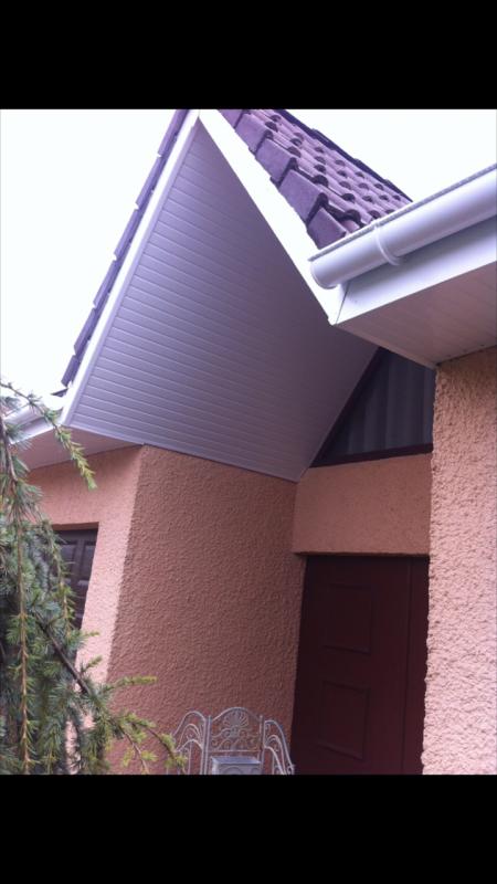 bardage pvc combs la ville 77 pose pvc toit lesigny. Black Bedroom Furniture Sets. Home Design Ideas